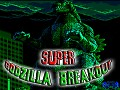 Super Godzilla Breakout! DEMO