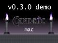Cendric v0.3.0 Demo Release (Mac)