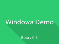 Windows Demo (Beta v0.3)