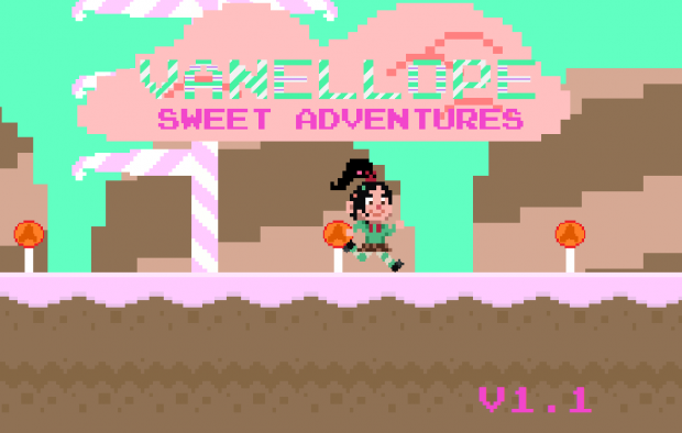 Vanellope Sweet Adventures v1.1
