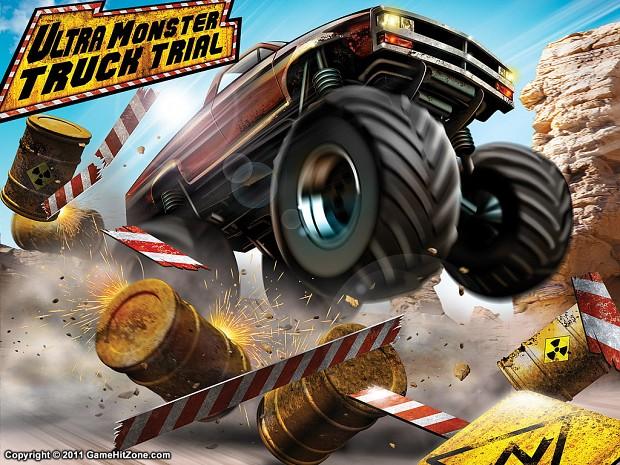 Ultra Monster Truck Trial