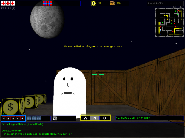 Ghost World 3D v0.94 (Zip)
