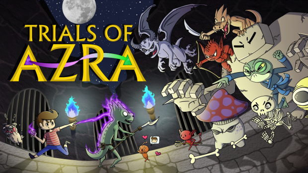 Trials of Azra - Early Access Demo Linux