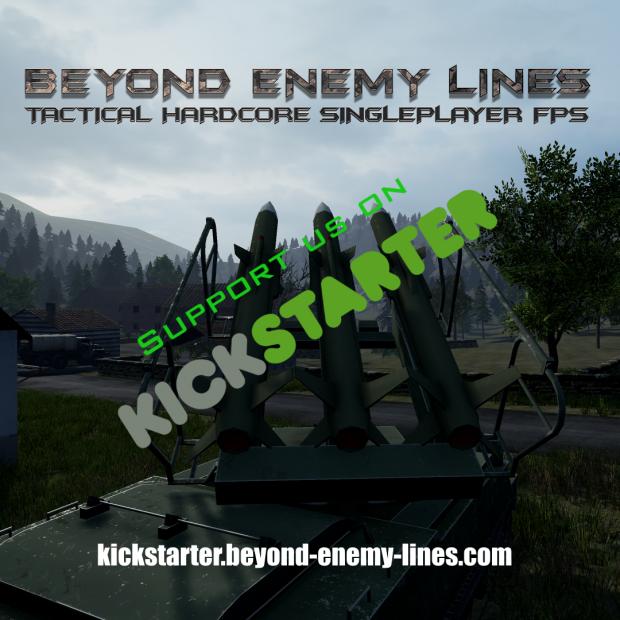 Beyond Enemy Lines Kickstarter Alpha Demo v11570