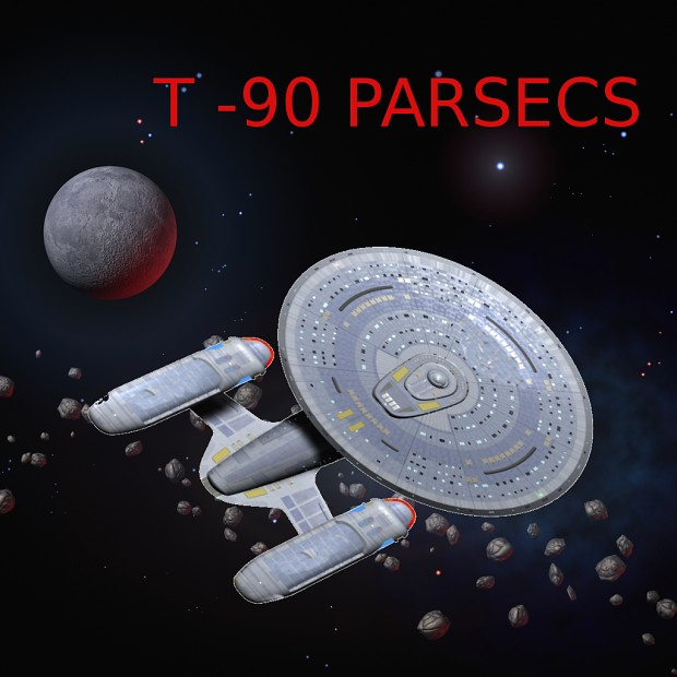 Game music for T-90 PARSECS (by Liz Katrin)