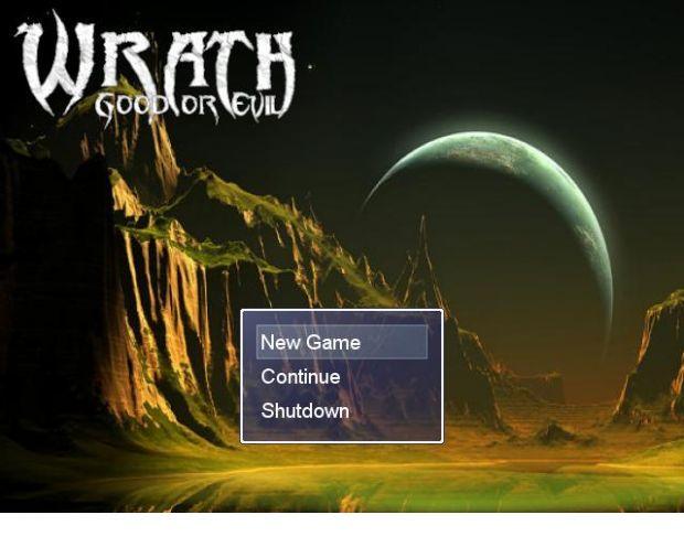 Wrath Demo One