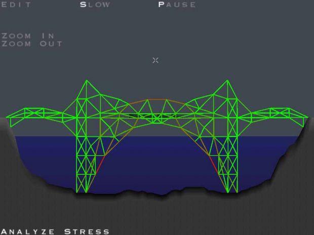 Bridge Builder game