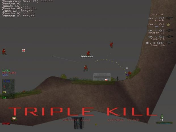 Soldat Zombie Mod