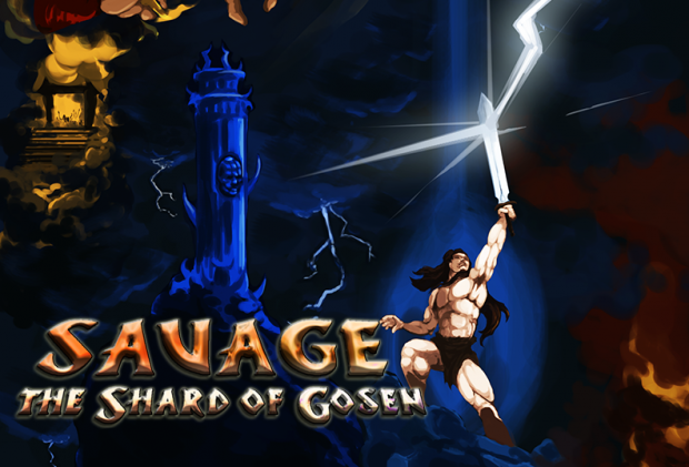 SAVAGE The Shard of Gosen Alpha Demo 9.0
