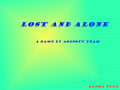 Lost and Alone