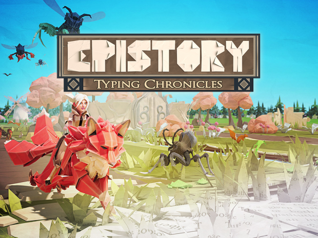 Epistory - Typing Chronicles - Demo - Mac