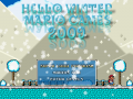 Hello Winter Mario Games 2009