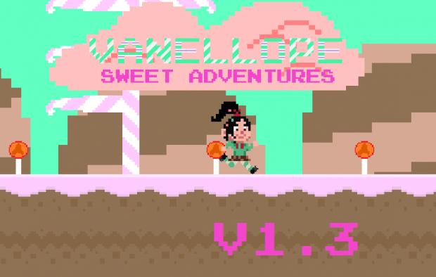 Vanellope Sweet Adventures v1.3