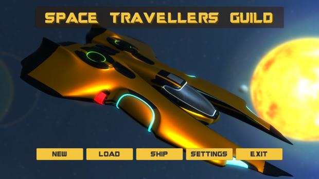 Space Travellers Guild v0.03