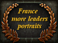 France more leaders portraits