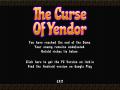 The Curse Of Yendor - Free Beta Demo