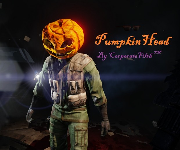 PumpkinHead Cosmetic