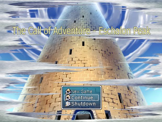 Call of Adventure - Eschalon Peak