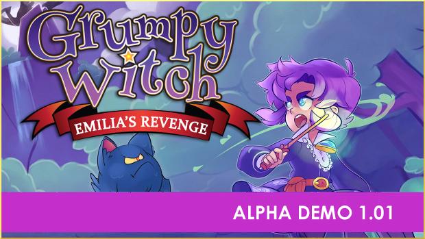 Grumpy Witch: Emilia's Revenge Demo 1.01 - Windows
