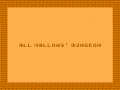 All Hallows' Dungeon - Windows Prototype