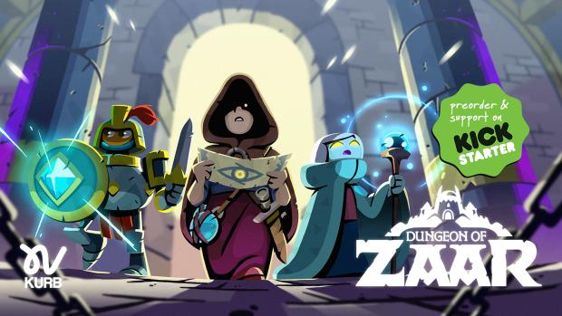 Dungeon of Zaar - Demo (MAC)