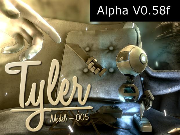 Tyler: Model 005 Alpha 0.58