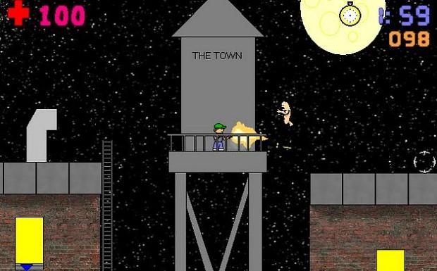 Shotgun Fun Fun: The Town Download