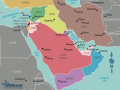 Middle East - 0.1