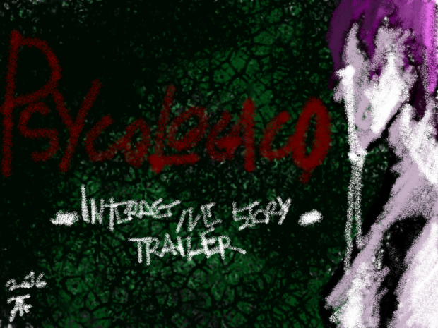 Psycologico - Interactive Story Trailer 1.0