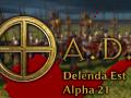 Delenda Est - Alpha 21 release