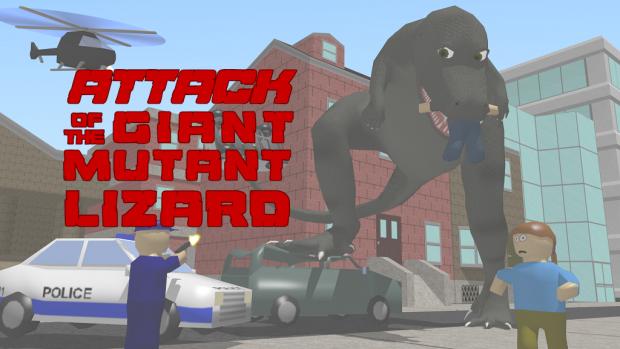 Mutant Lizard -- Development Build 4 (Windows)