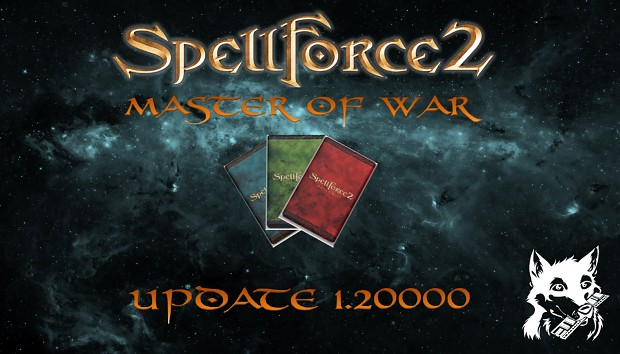 Spellforce 2 - Master of War 1.20000 Setup/Install