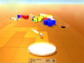 Demolition Pong - alpha (Linux build)