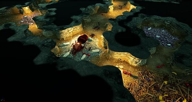 EotU Win32 Underground Demo 0.0561 - New Level