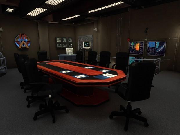 SGC Demo - Version 2.3 : Briefing Room