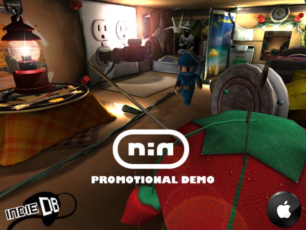 [Macintosh] Nin - Promotional Demo