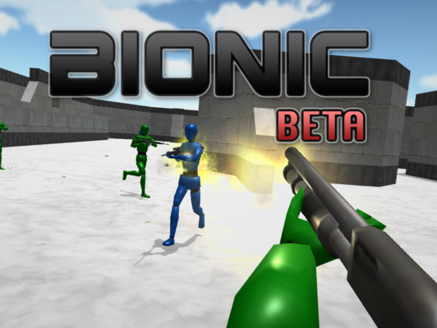 Bionic 0.1.0 Beta - Mac