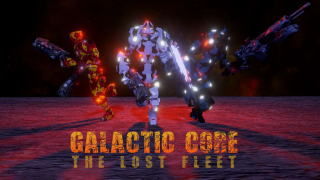 Galactic Core VR - The Lost Fleet DEMO