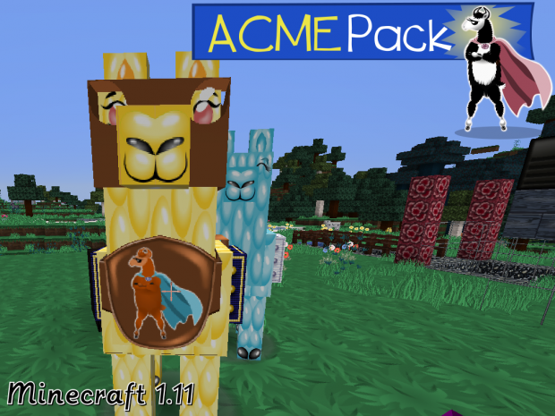 ACME Pack 64x for Minecraft 1.11