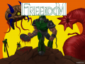 Custom Text/Quit Messages for FreeDoom V4