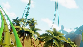 RollerCoaster OculusVR Project Stingray 1 3