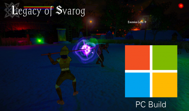 Legacy of Svarog Combat Arena PC Build