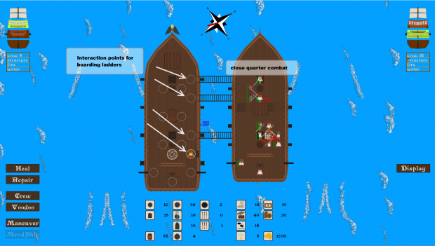 PiratesOTSS Demo 0.0.9.1