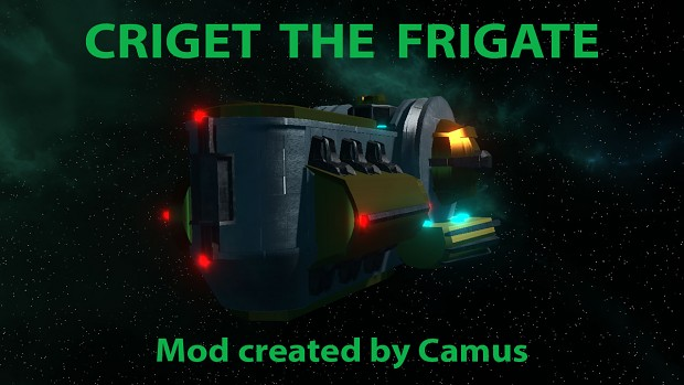 Criget the Frigate