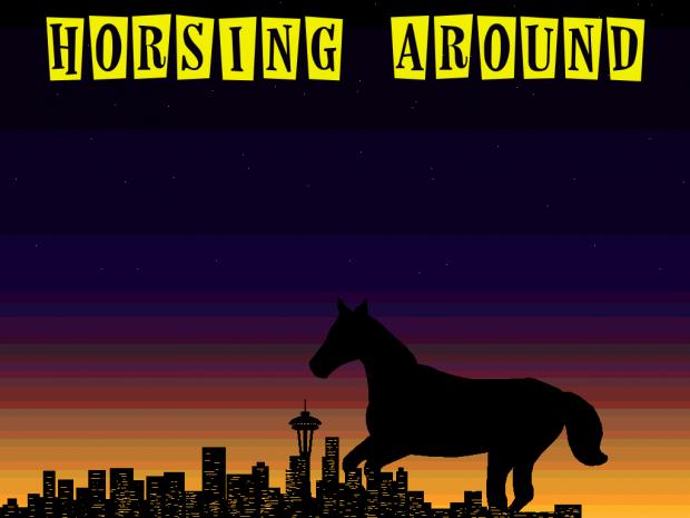 Horsing Around (Mac)
