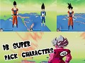 DB Super Pack Characters