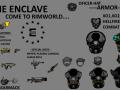 The Enclave RIMWORLD MOD
