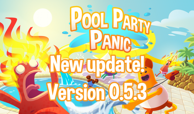 Pool Party Panic -  Open Beta - v0.5.3