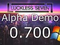Luckless Seven Alpha 0.700 for Windows