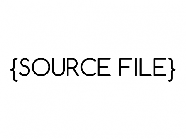 Trapped SOURCE FILE